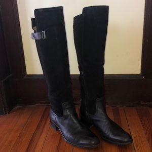 Joan & David knee-high boots